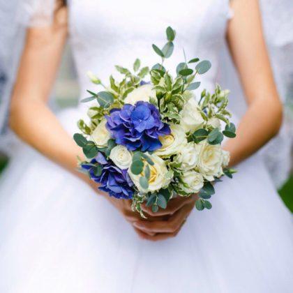 Свадебные букеты Букет 1