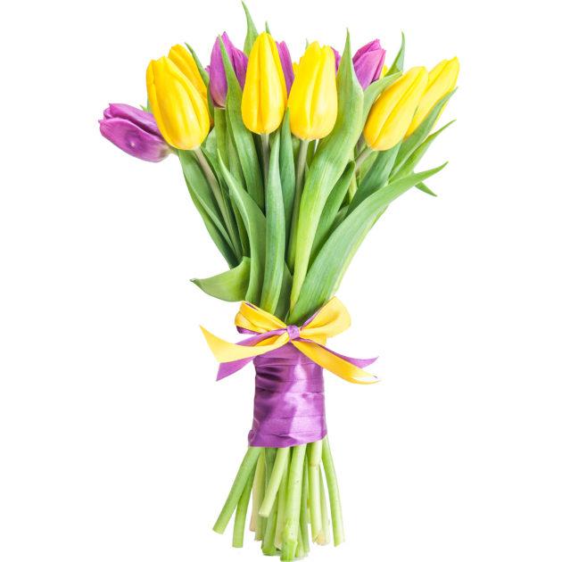Букеты цветов Апрель