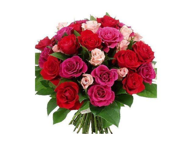 Букеты цветов Трио
