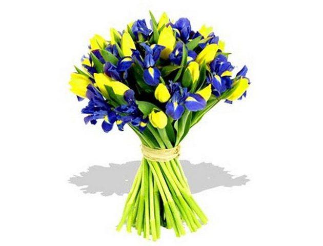 Букеты цветов Киевлянка