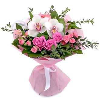 Букеты цветов Признание