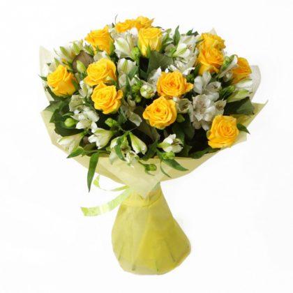 Букеты цветов Санрайз