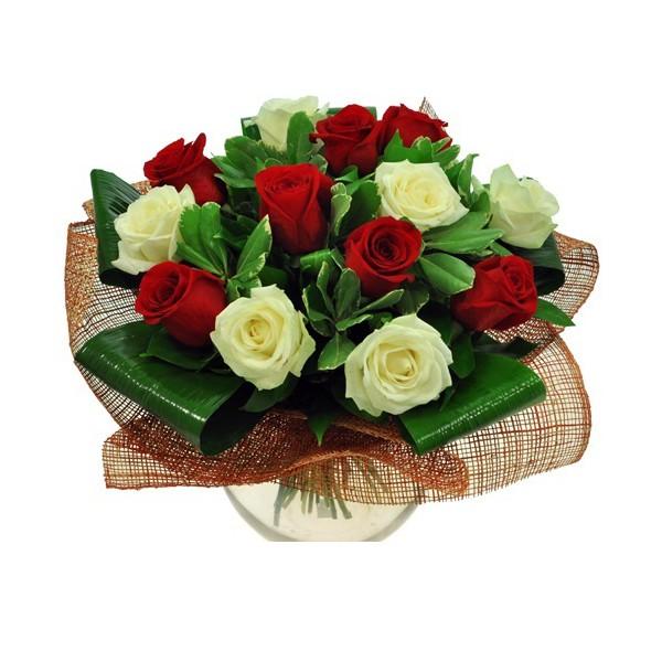 Букеты цветов Дуэт