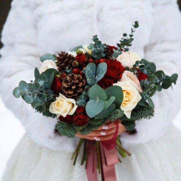 Свадебные букеты Букет 3