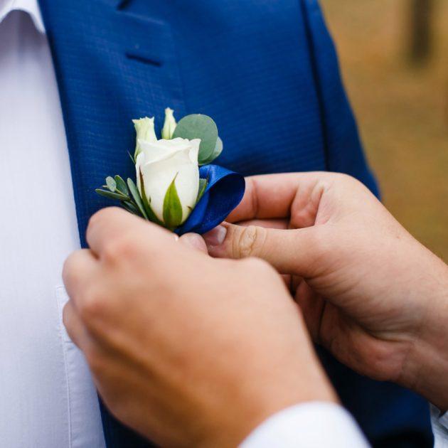 Свадебные букеты Бутоньерка