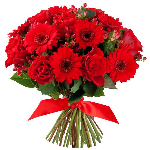 Букеты цветов Леди