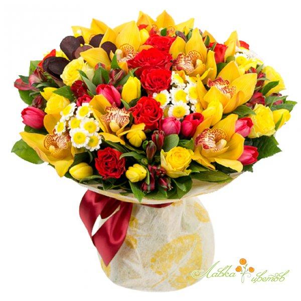 Букеты цветов Эльдорадо