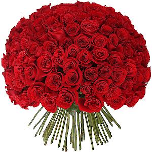 Букеты цветов Букет из 101 розы