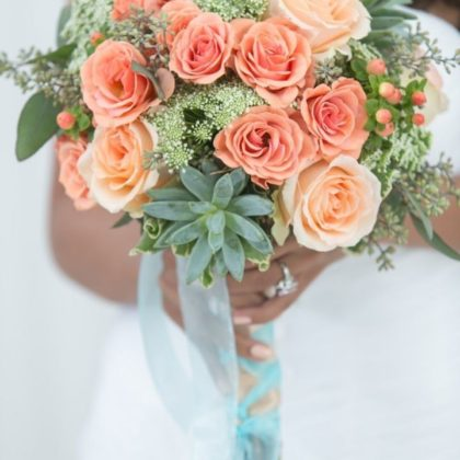 Свадебные букеты Букет 9