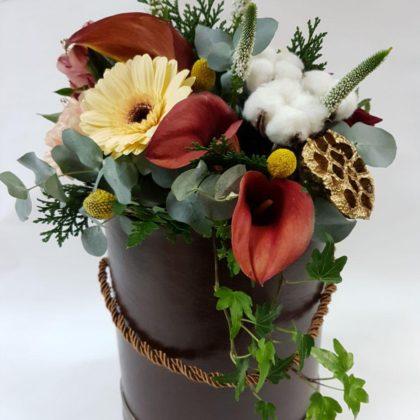Цветочные коробки Румяная заря