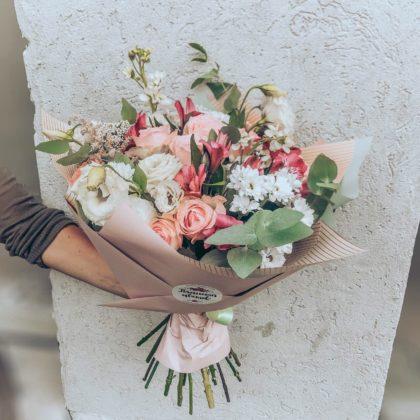 Букеты цветов Сокровище