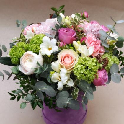 Цветочные коробки Феличита