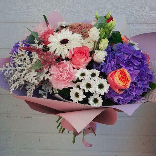 Букеты цветов Метелица
