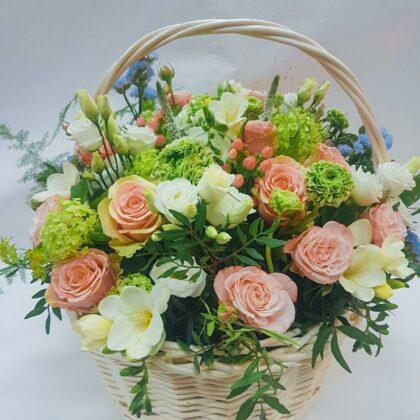 Цветочные композиции Романс