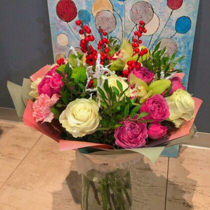 Букеты цветов Романтика