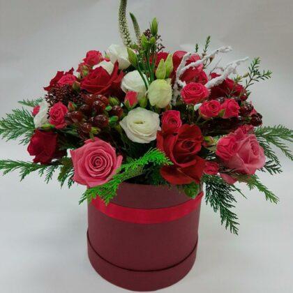 Цветочные коробки Танго