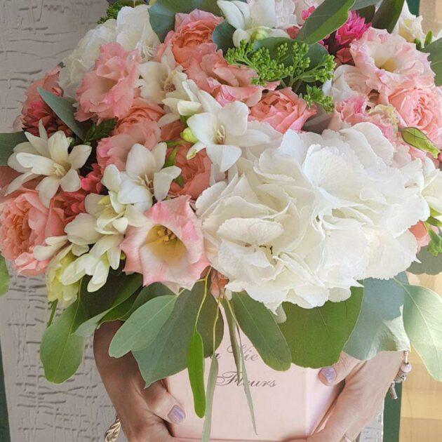 Цветочные коробки Виктория