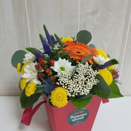 Цветочные коробки Летний вечер